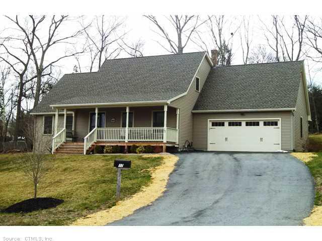 Real Estate for Sale, ListingId: 30194265, Windham,CT06280