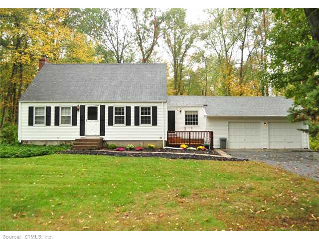 Rental Homes for Rent, ListingId:30217730, location: 19 WOODS RD Bloomfield 06002
