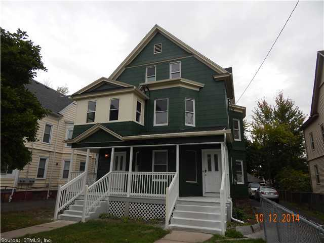 Rental Homes for Rent, ListingId:30269879, location: 26 MAGNOLIA ST, 3RD FL Hartford 06112
