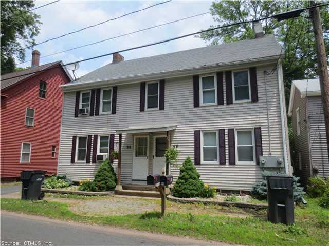 Rental Homes for Rent, ListingId:30320300, location: 96 SOUTH WATER ST East Windsor 06088