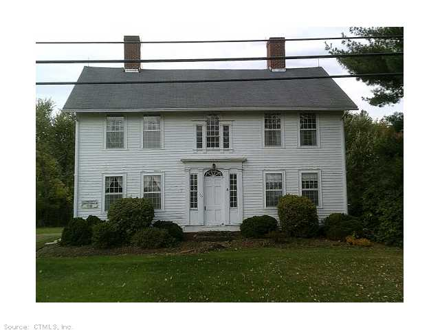 Rental Homes for Rent, ListingId:30592940, location: 1157 NORTH ST Suffield 06078