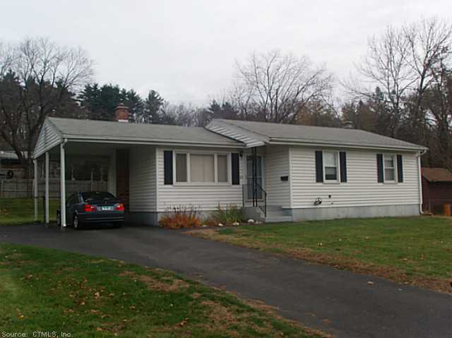 Rental Homes for Rent, ListingId:30592463, location: 82 Columbia Rd Enfield 06082
