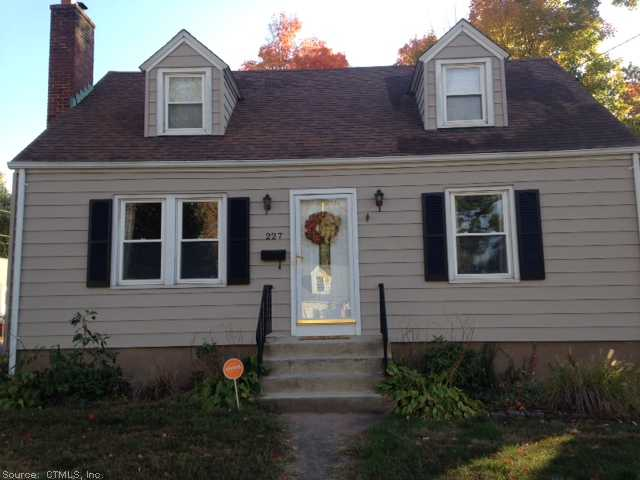 Rental Homes for Rent, ListingId:30593049, location: 227 MCKEE ST Manchester 06040