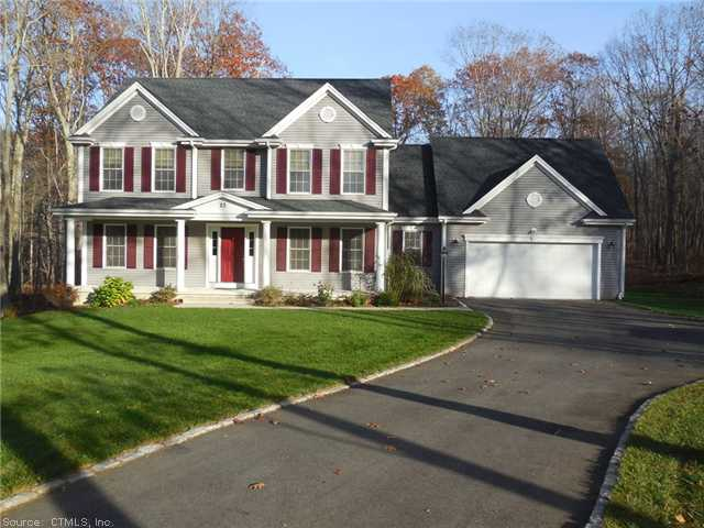 23 Cambridge Ct, Colchester, CT 06415