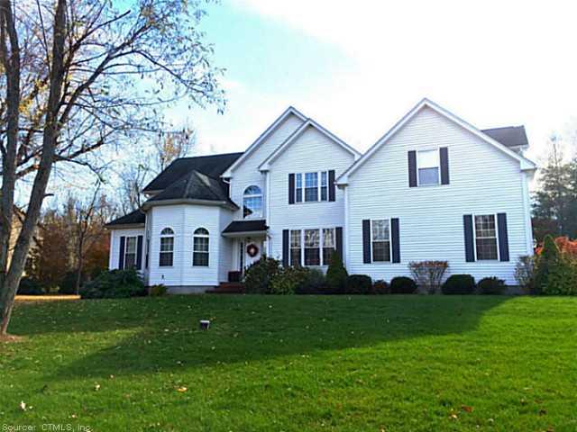 Real Estate for Sale, ListingId: 30693125, Somers,CT06071