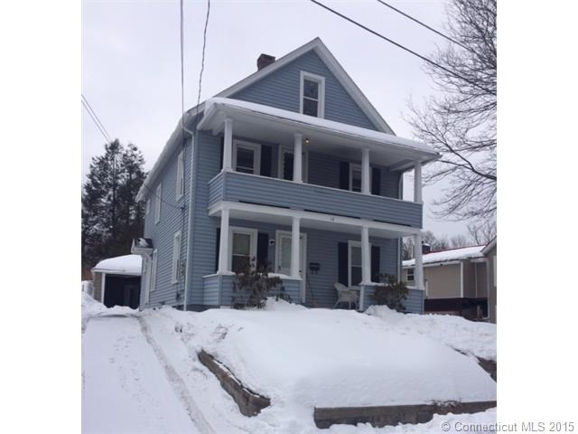 Rental Homes for Rent, ListingId:31887509, location: 18 Iowa St Torrington 06790