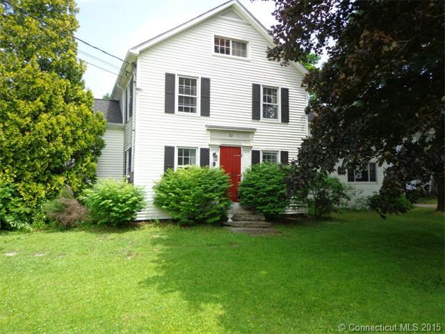Real Estate for Sale, ListingId: 31949277, Goshen,CT06756