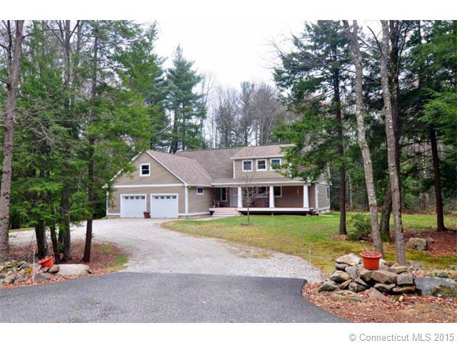 Real Estate for Sale, ListingId: 33957085, Goshen,CT06756