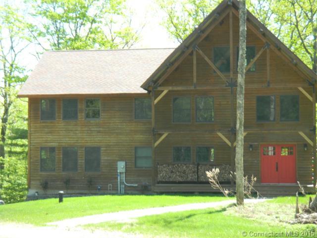 Real Estate for Sale, ListingId: 33283794, Goshen,CT06756