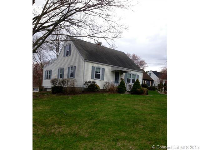Rental Homes for Rent, ListingId:33312978, location: 372 Anna Ave Waterbury 06708
