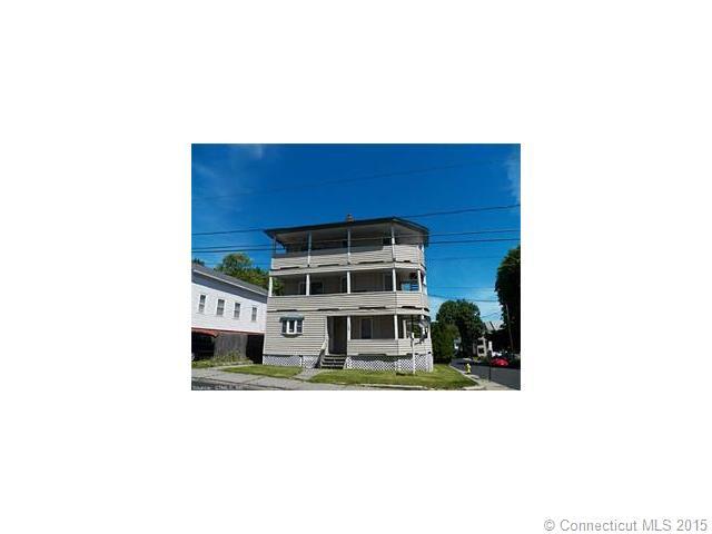Rental Homes for Rent, ListingId:33312988, location: 106 Central Ave Torrington 06790