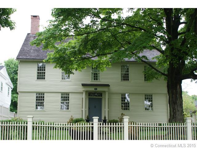 Rental Homes for Rent, ListingId:33608672, location: 7 East St Litchfield 06759