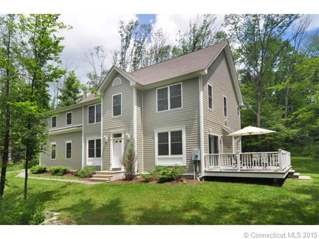 Real Estate for Sale, ListingId: 34017323, Goshen,CT06756