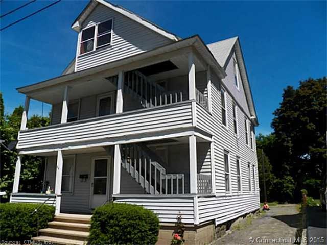 Rental Homes for Rent, ListingId:34473095, location: 27 Schibi St 3rd FL Torrington 06790