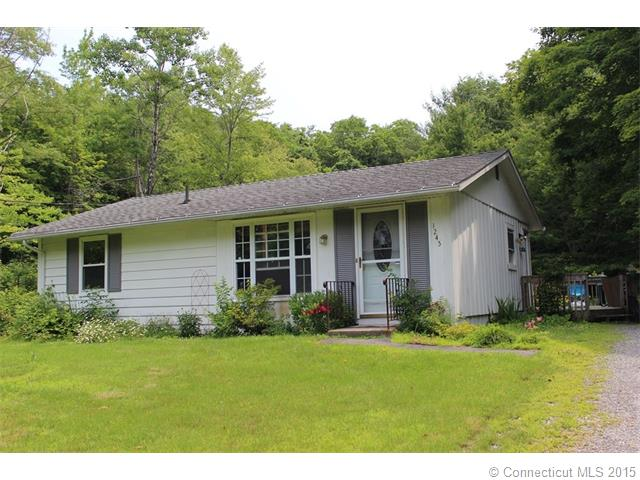 Rental Homes for Rent, ListingId:34681709, location: 1245 Marshall Lake Rd Torrington 06790