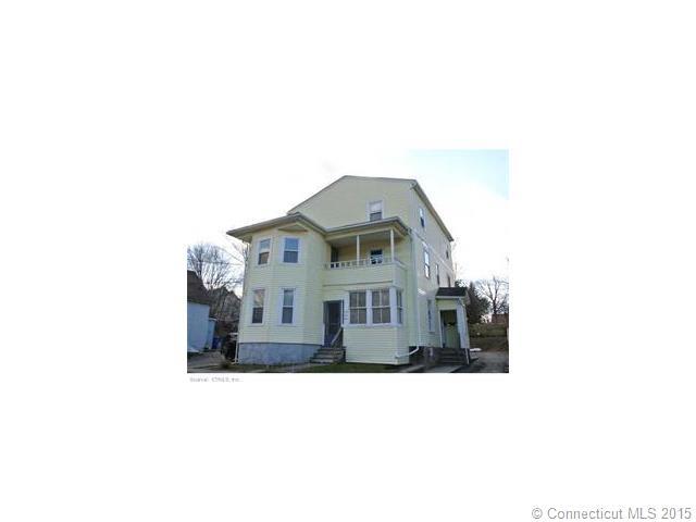 Rental Homes for Rent, ListingId:35678714, location: 60 Oak Ave 3rd Fl Torrington 06790
