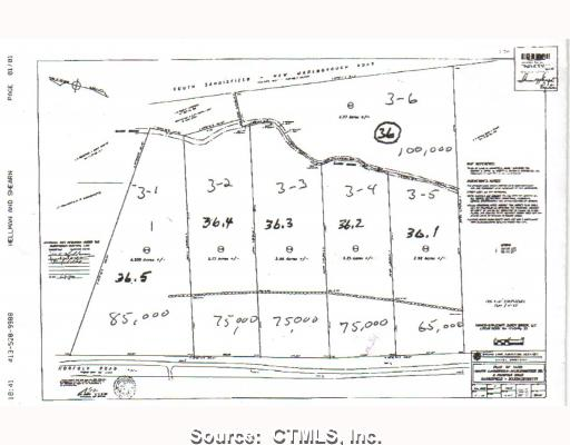 Real Estate for Sale, ListingId: 18451009, Sandisfield,MA01255