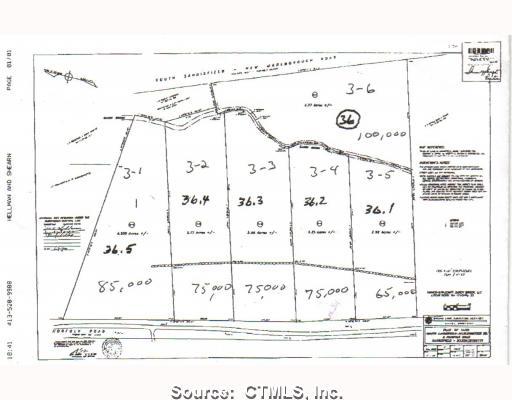 Real Estate for Sale, ListingId: 18451011, Sandisfield,MA01255