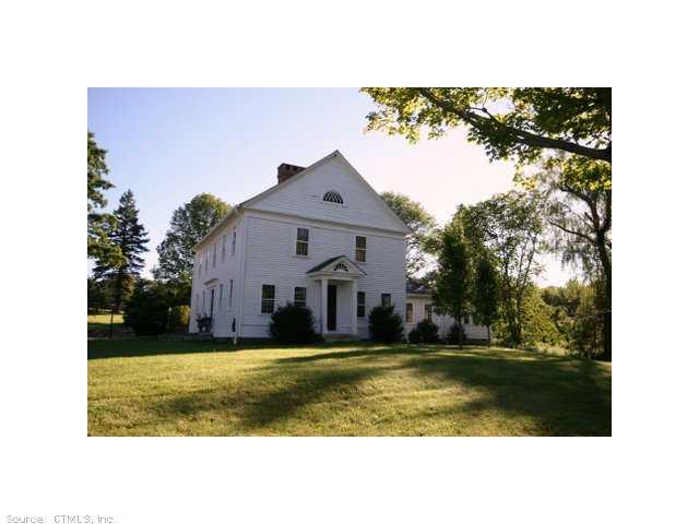 Real Estate for Sale, ListingId: 25970132, Goshen,CT06756