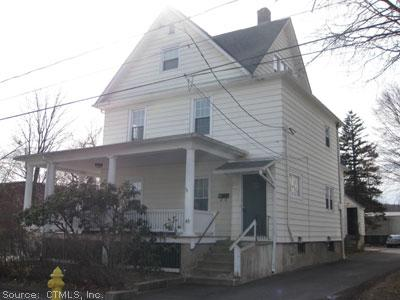 Rental Homes for Rent, ListingId:22872599, location: 43-B PRESCOTT ST Torrington 06790