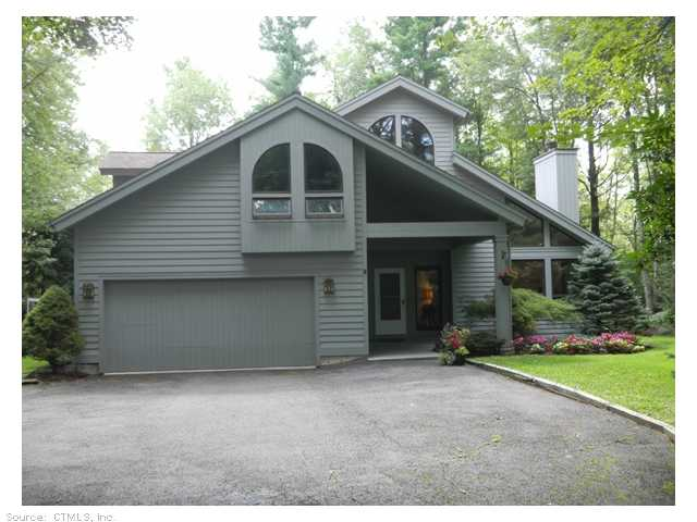 Real Estate for Sale, ListingId: 27186111, Goshen, CT  06756