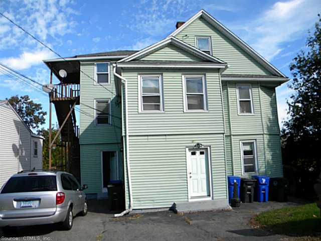 Rental Homes for Rent, ListingId:25599023, location: 181 LAFAYETTE ST, 1ST FLOOR Torrington 06790