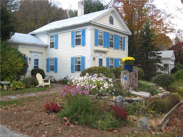 Real Estate for Sale, ListingId: 25754312, Barkhamsted, CT  06063