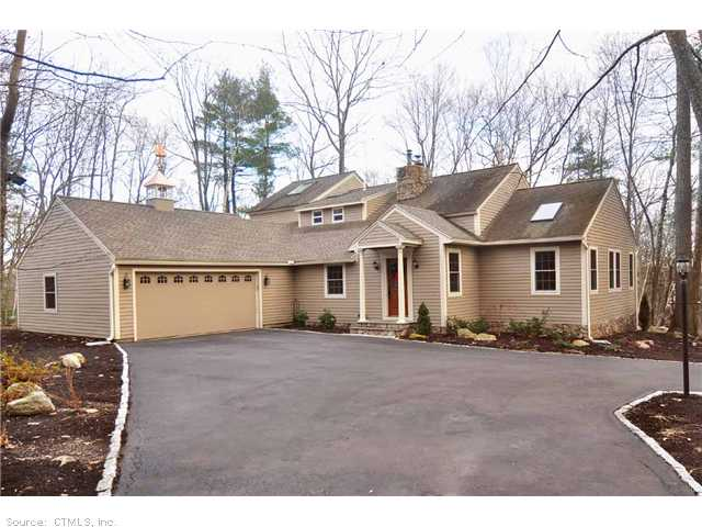 Real Estate for Sale, ListingId: 26171546, Goshen, CT  06756