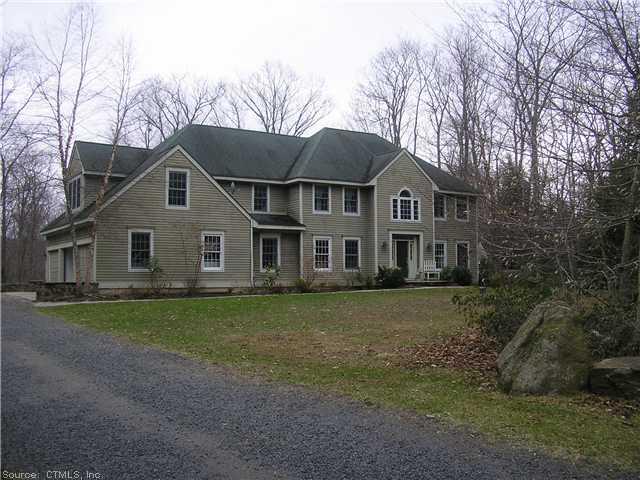 Real Estate for Sale, ListingId: 26195398, Goshen,CT06756