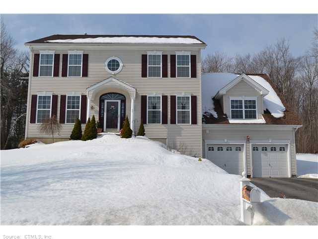 Rental Homes for Rent, ListingId:27010042, location: 66 WYSTERIA CT Torrington 06790
