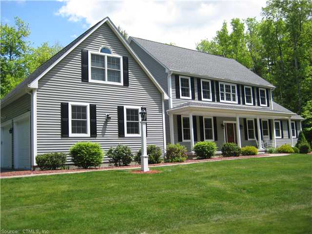 Real Estate for Sale, ListingId: 27565742, Goshen, CT  06756