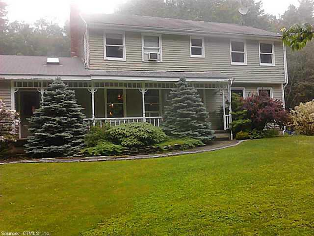 100 Old Colebrook Rd, Colebrook, CT 06021