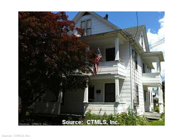 Rental Homes for Rent, ListingId:27731978, location: 60 BENHAM ST 2ND FL Torrington 06790
