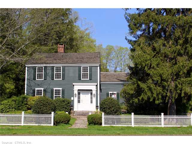 Rental Homes for Rent, ListingId:28171223, location: 495 MAIN ST SOUTH Woodbury 06798