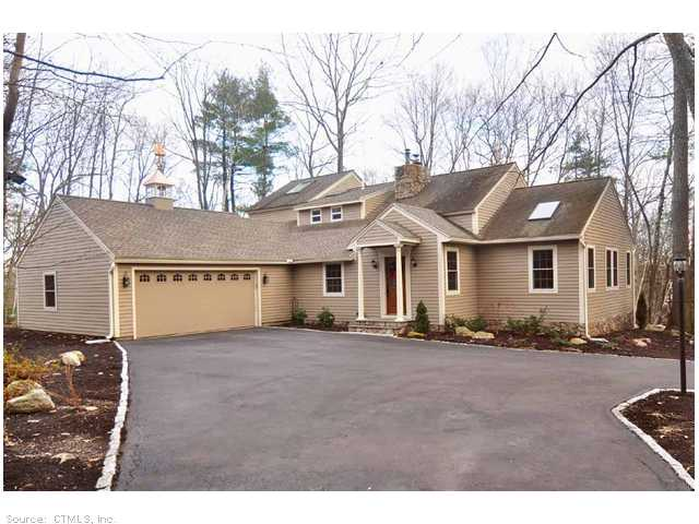 Real Estate for Sale, ListingId: 28805926, Goshen, CT  06756