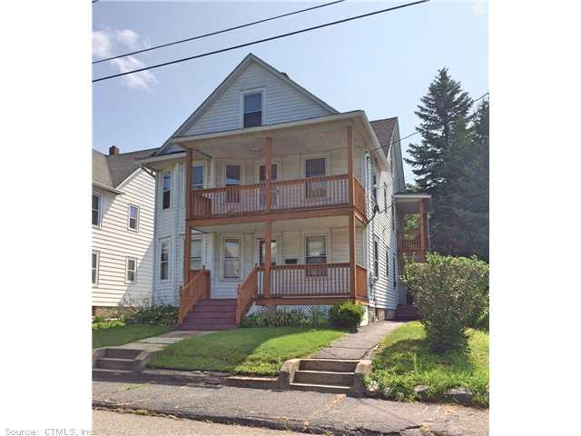 Rental Homes for Rent, ListingId:29281761, location: 132 BRIGHTWOOD AVE 2ND FL. Torrington 06790