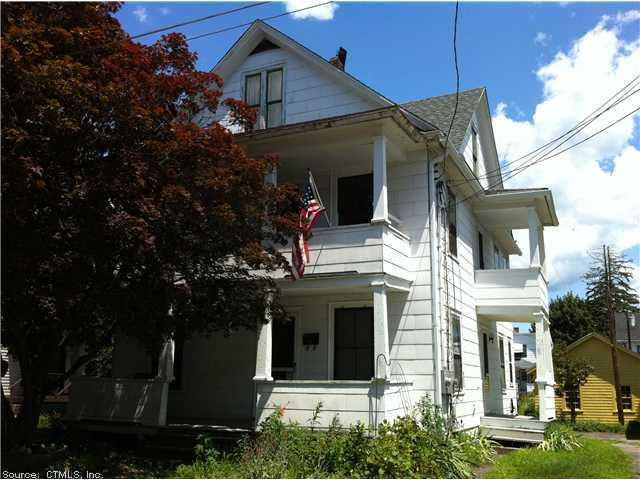 Rental Homes for Rent, ListingId:29303132, location: 60 BENHAM ST. 1ST FL Torrington 06790