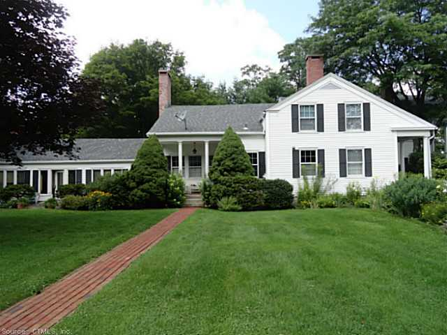 Real Estate for Sale, ListingId: 29363871, Goshen,CT06756
