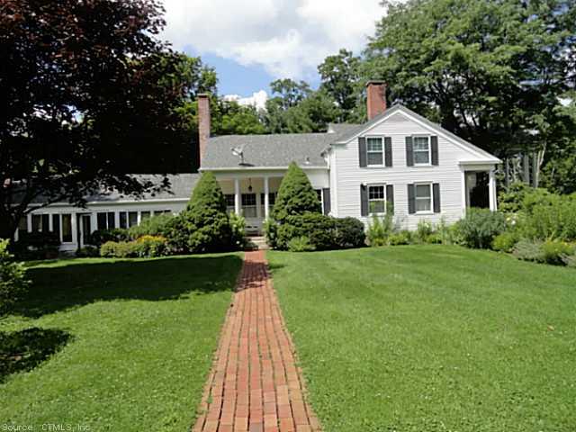 Real Estate for Sale, ListingId: 29368654, Goshen,CT06756
