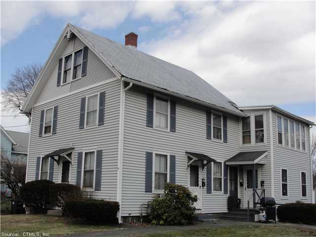 Rental Homes for Rent, ListingId:30229516, location: 10 Riverside Ave 1St Fl. Torrington 06790