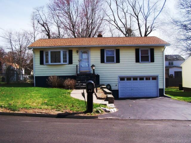 Rental Homes for Rent, ListingId:30722028, location: 12 ELLSWORTH ST W Haven 06516