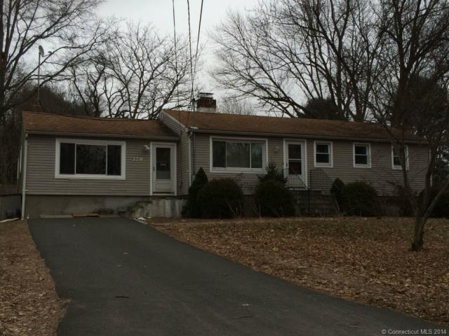 Rental Homes for Rent, ListingId:31144540, location: 379 Spring St Cheshire 06410