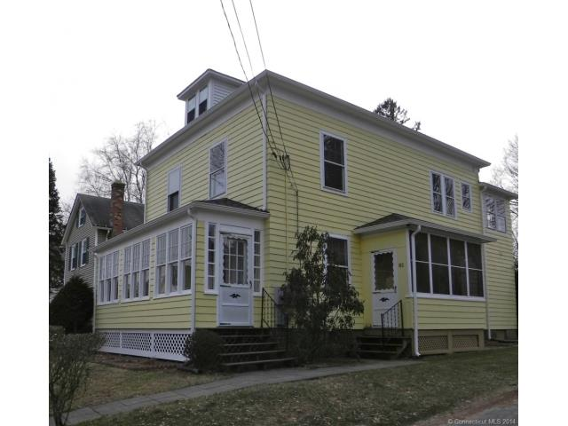Rental Homes for Rent, ListingId:31144712, location: 81 Front St Middletown 06457