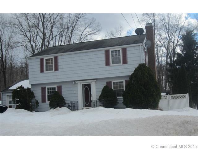 Rental Homes for Rent, ListingId:32413416, location: 53 Briarwood Dr Meriden 06450