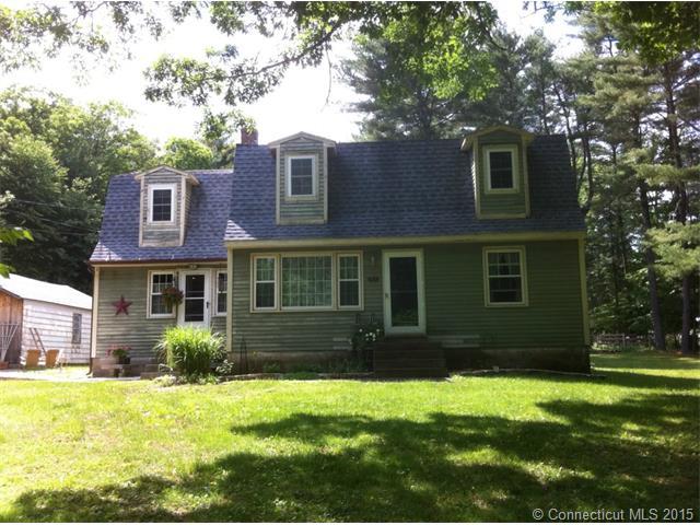 Real Estate for Sale, ListingId: 33722441, Windham,CT06280