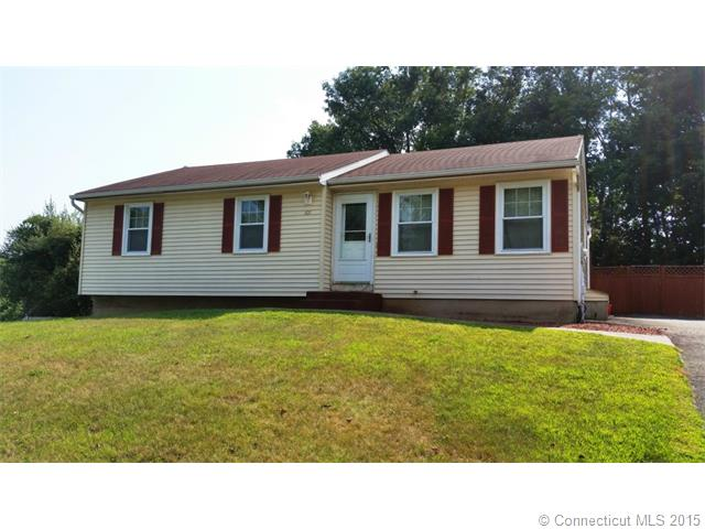 Rental Homes for Rent, ListingId:34962759, location: 101 Heather Hts Meriden 06450