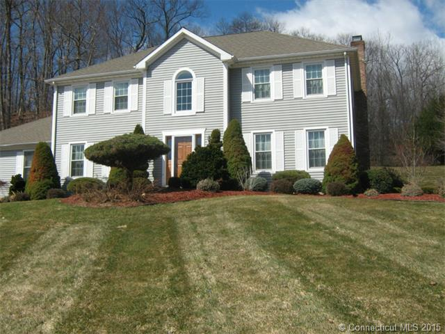 Rental Homes for Rent, ListingId:35661987, location: 491 Sable Ct Cheshire 06410