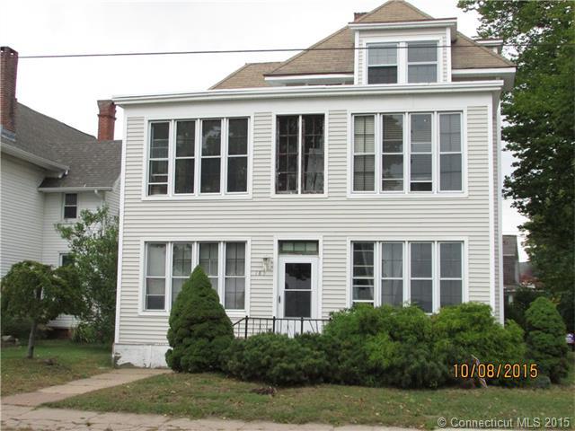 Real Estate for Sale, ListingId: 35745281, New Haven,CT06512