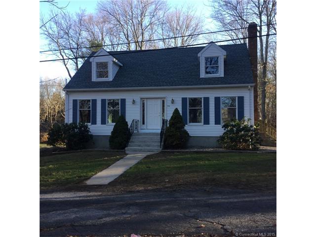 Real Estate for Sale, ListingId: 37104475, East Haddam,CT06423