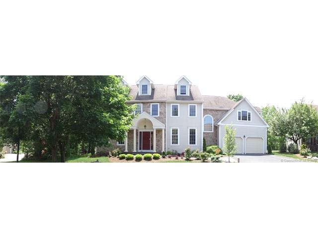 Rental Homes for Rent, ListingId:36711622, location: 321 Blake Cir Hamden 06517